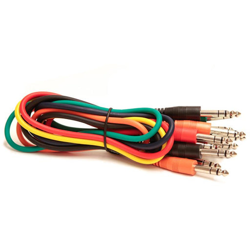 Patch Cables Pack of 6 Stereo