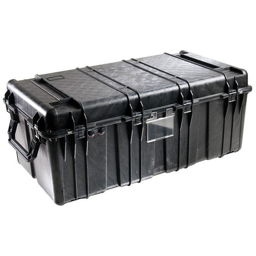 Peli 0550 - Case with foam, black, Transport case, int dim 1208 x 611 x 449 mm