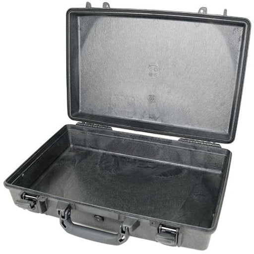 Peli 1495 - Case with foam, black, inc integral combination lock, int dim 492 x 342 x 110 mm