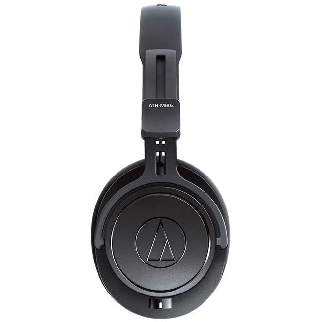 Audio Technica ATH-M60x - On-Ear Professional Monitor Headphones