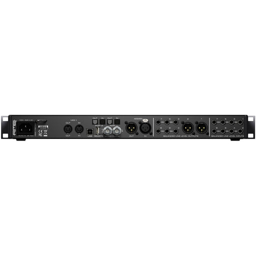 RME Fireface UFX II - 60 Channel, 24-Bit/192kHz Pro USB Audio Interface