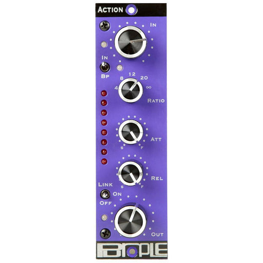 Purple Audio Action - 500-Series 1176 Style Compressor