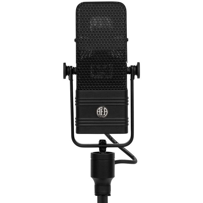 AEA R44ACE Active Ribbon Microphone - Black Limited Edition