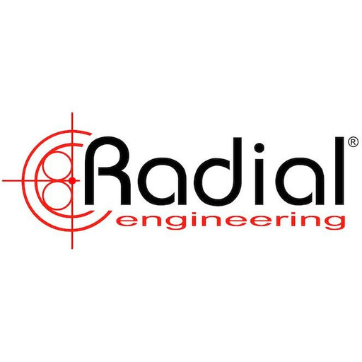 Radial Engineering WH-B2 - Double Space Blanking Panel