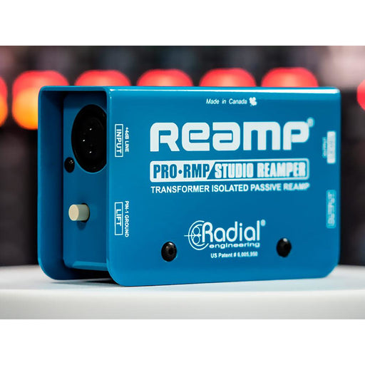 Radial Engineering PRO RMP - transformer coupled reamping device
