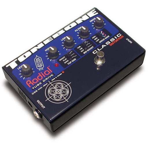Radial Engineering ToneBone Classic - American Style Tube Distortion Pedal