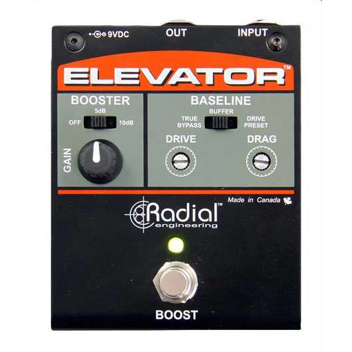 Radial Engineering ToneBone Elevator - Multi-Level Booster