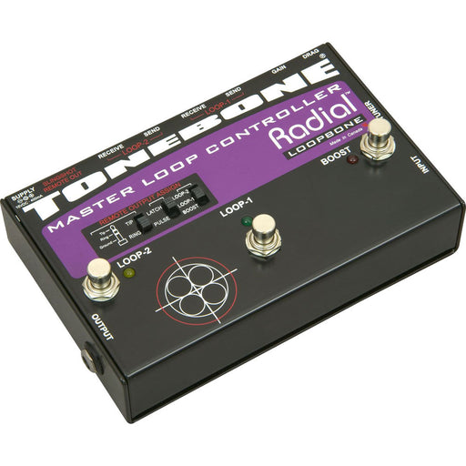 Radial Engineering ToneBone Loopbone - Effects Loop Switcher