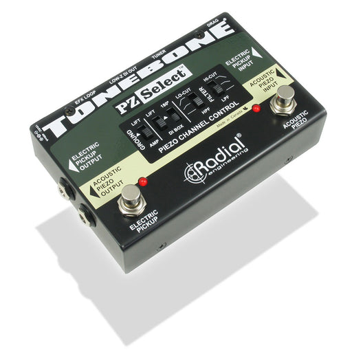 Radial Engineering ToneBone PZ-Select - PZ-Audio Signal Enhancer