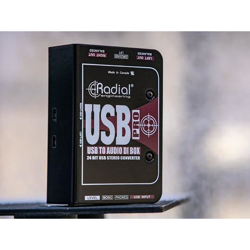 Radial Engineering USB PRO