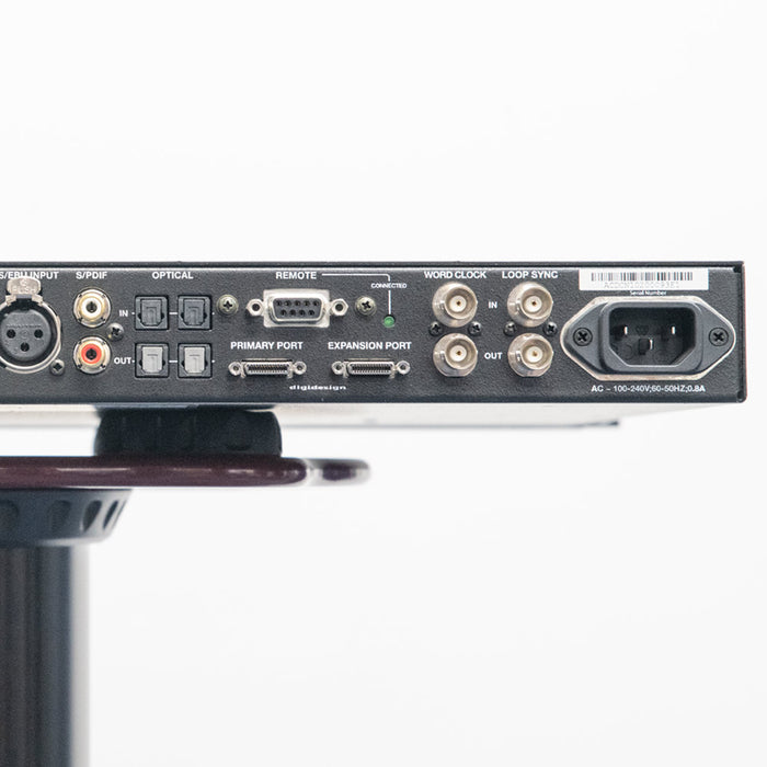 Avid HD OMNI Interface - Preamp, I/O, and Monitoring for PT HD - Used