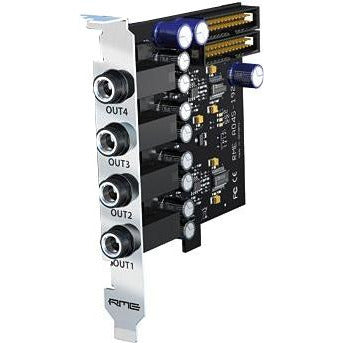 RME AO4S-192 AIO 24/192 Expansion Board for HDSP 9632 & HDSPe AIO