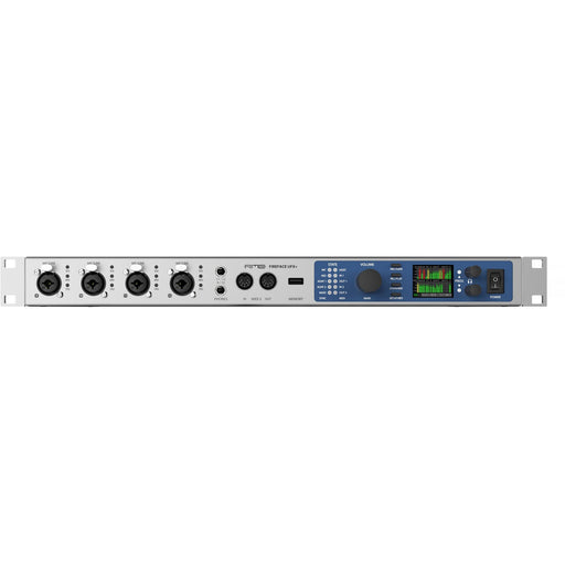 RME Fireface UFX+ - 188 Channel, 24-Bit/192kHz Pro USB 3.0 & Thunderbolt Audio Interface