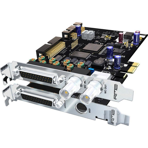 RME HDSPe AES - 24/192 PCI Expess Card 32 Channel AES/EBU