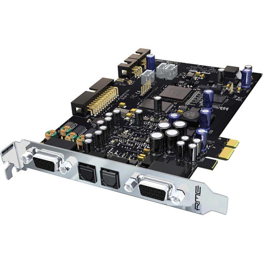 RME HDSPe AIO - 24 Bit 192 kHz 34 Channel Analogue/Digital PCI Express Card