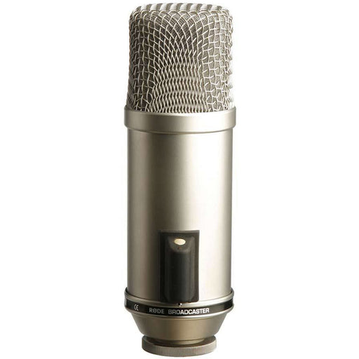 Rode Broadcaster Condenser Microphone Front