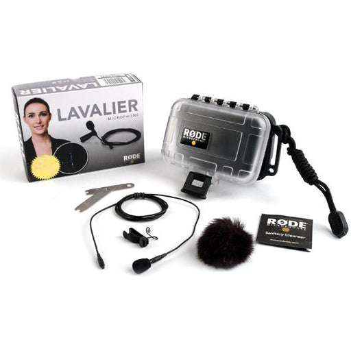 Rode Lavalier Mic - Omnidirectional Lavalier Microphone
