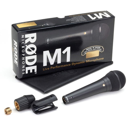 Rode M1 Handheld Live Dynamic Microphone