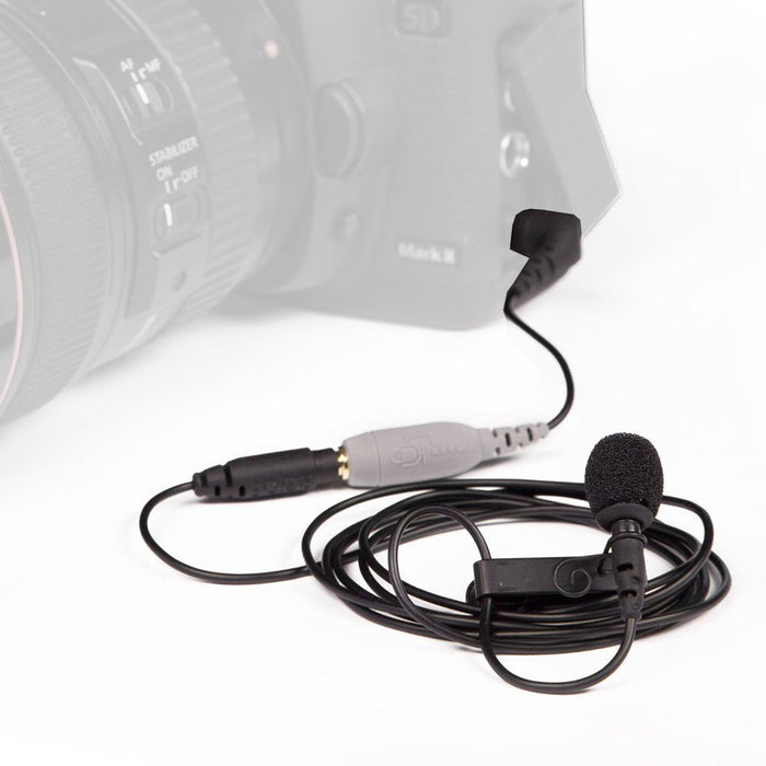 Rode SmartLav Plus - Omnidirectional Lavalier Microphone for Smartphones