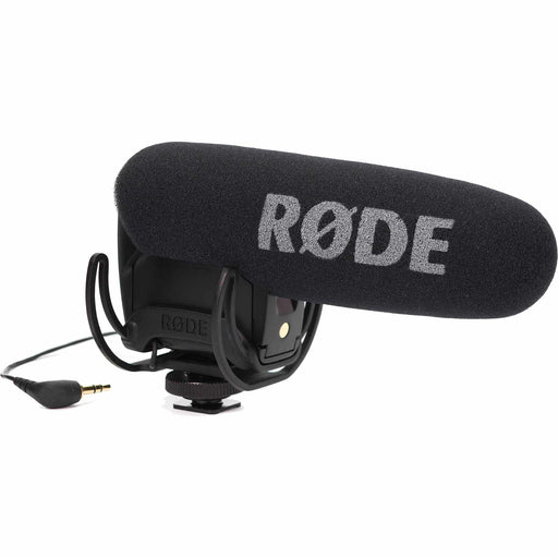 Rode VideoMic Pro-R - Short Shotgun Condenser Microphone - New