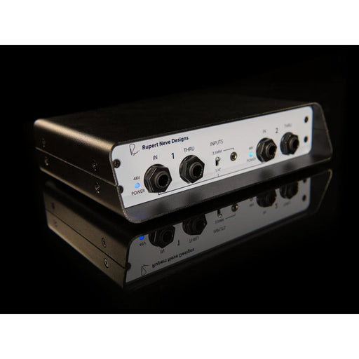 Rupert Neve Designs RNDI-S Active stereo Transformer Direct Interface