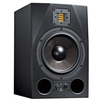 "Adam A8X - Active Nearfield Monitor, 2-way, 8.5"" woofer - Single"
