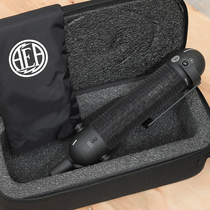 AEA R88A Phantom-Powered version of theR88mk2 Stereo Ribbon Microphone - New Product