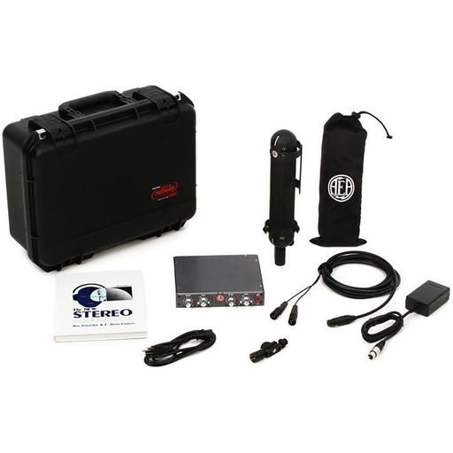 AEA Ultimate Stereo Kit R88 TRP2 Bundle - Kit includes R88 Mk2, TRP2, SKB Hard Case and Stereo Soundbook