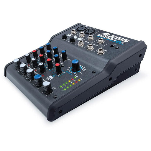 Alesis Multimix 4 USB FX - 4-Channel Mixer with USB Audio Interface