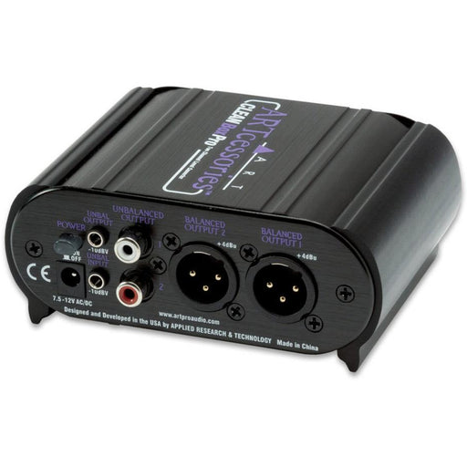 ART Cleanbox Pro - Stereo Converter (2-Way)
