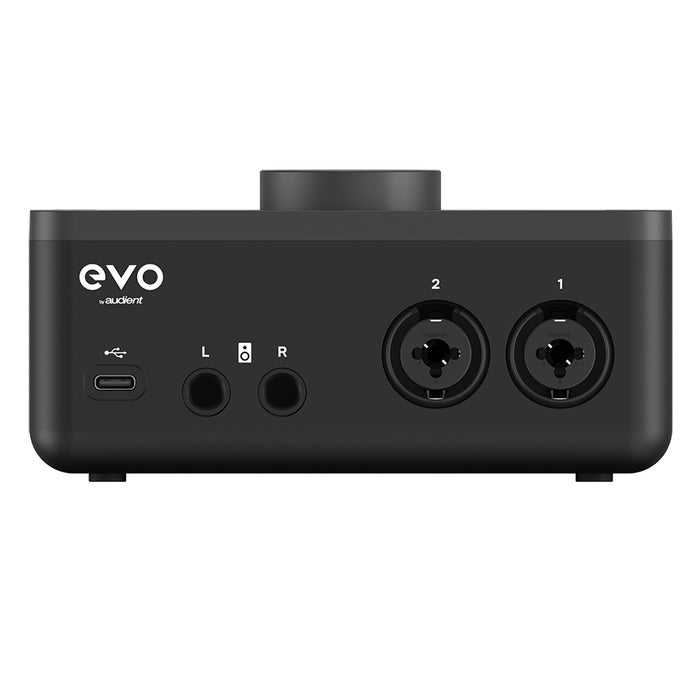 Evo by Audient EVO 4 - 2x2 USB-C Audio Interface