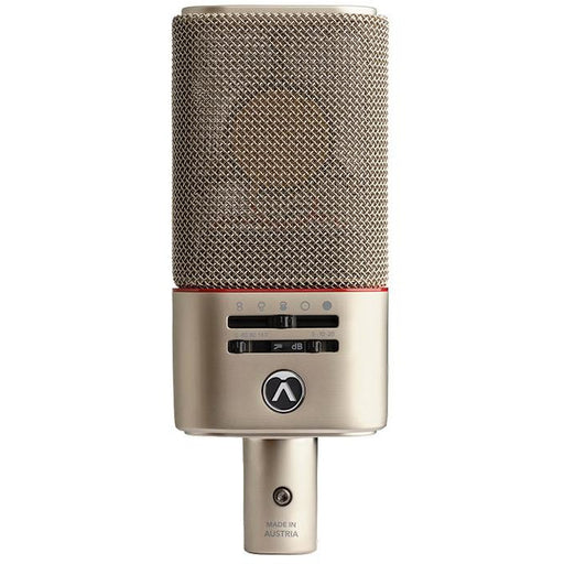 Austrian Audio OC818 Studio Set - Large-diaphragm Condenser Microphone with Multiple Polar Patterns