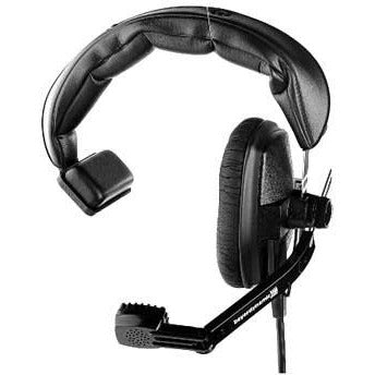 Beyerdynamic DT108 (400ohm) single sided head set with noise cancelling mic (with bare ended cable)