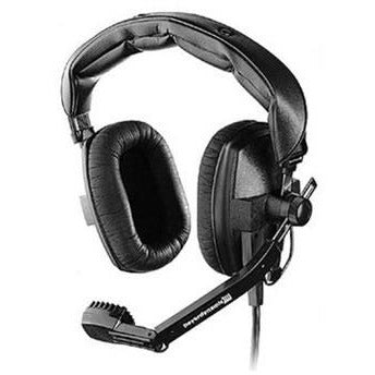 Beyerdynamic DT109 Headset - (with bare ended cable) Black