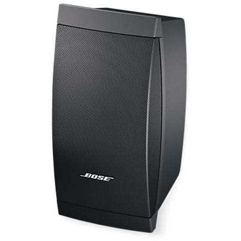 Bose FreeSpace DS 100SE - Black - Surface-Mount Loudspeaker - Indoor & Outdoor