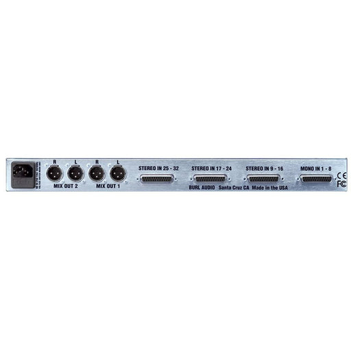 Burl B32 Vancouver - 32 Channel Stereo Mix Bus - B-Stock