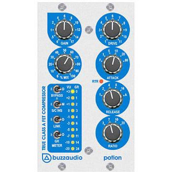 Buzzaudio Potion - Compressor API 500 Series