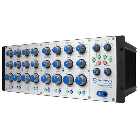 Buzzaudio REQ 2.2 Dual Mono EQ Resonance EQ
