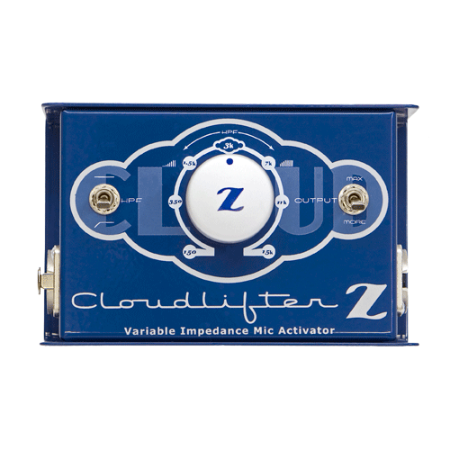 Cloud Microphones Cloudlifter Z - Variable Impedance Mic Activator