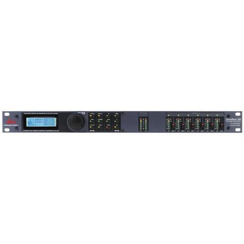 DBX 260 DriveRack 260 - Complete EQ Loudspeaker Control System
