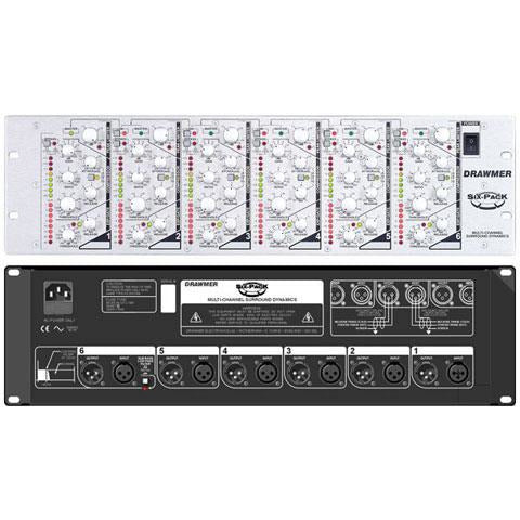 Drawmer Six-Pack multi channel surround dynamics