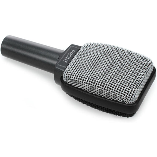 Sennheiser e 609 Silver - Super-cardioid dynamic microphone designed for miking guitar cabs