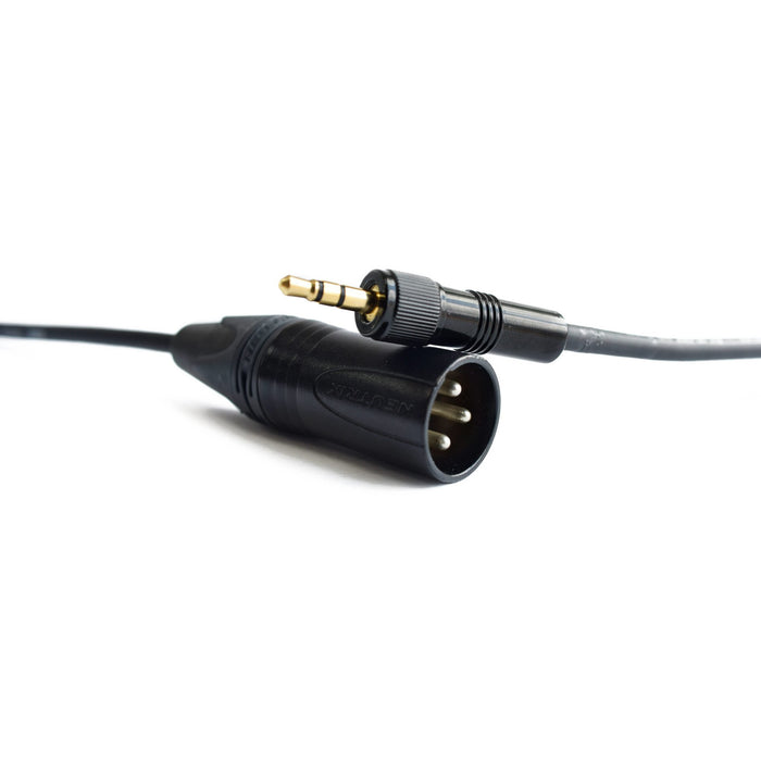 Studiocare Dynamic Mic input cable for Sennheiser SK Transmitters