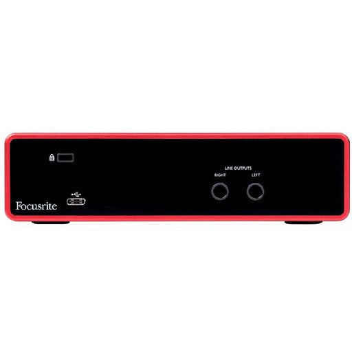 Focusrite Scarlett 2i2 Gen 3 - 2 in / 2 Out Audio Interface
