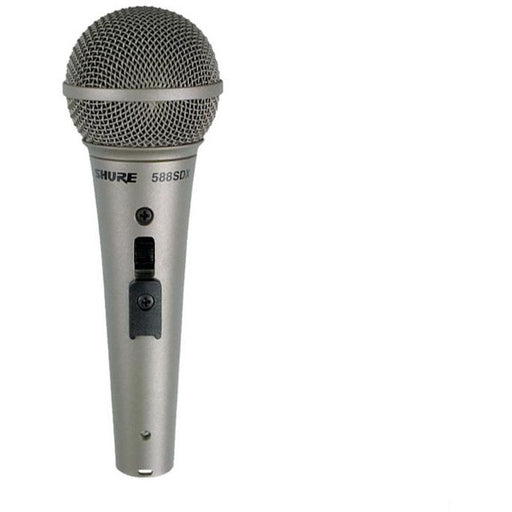 Shure 558SDX - Dynamic Cardioid Microphone for Speech