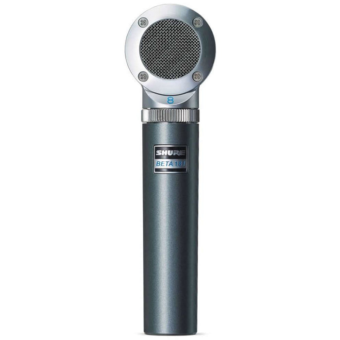 Shure Beta 181 - Side address Condenser Mic with Bidirectional Cap