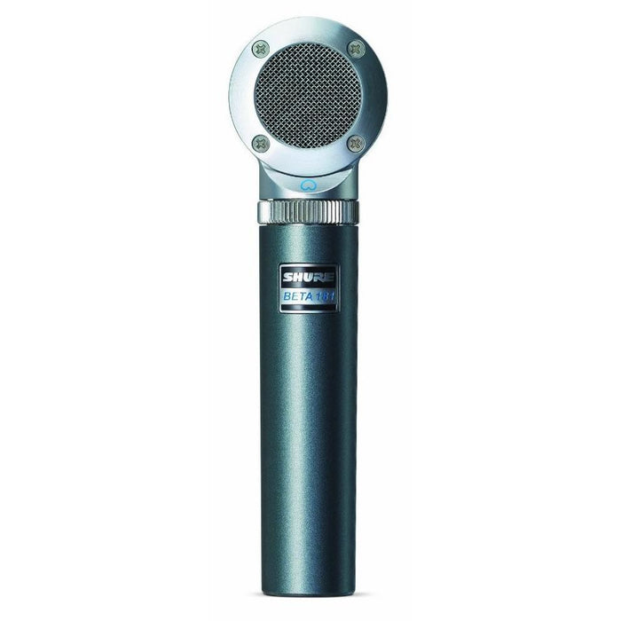 Shure Beta 181 - Side-address Condenser Mic with Cardioid Capsule