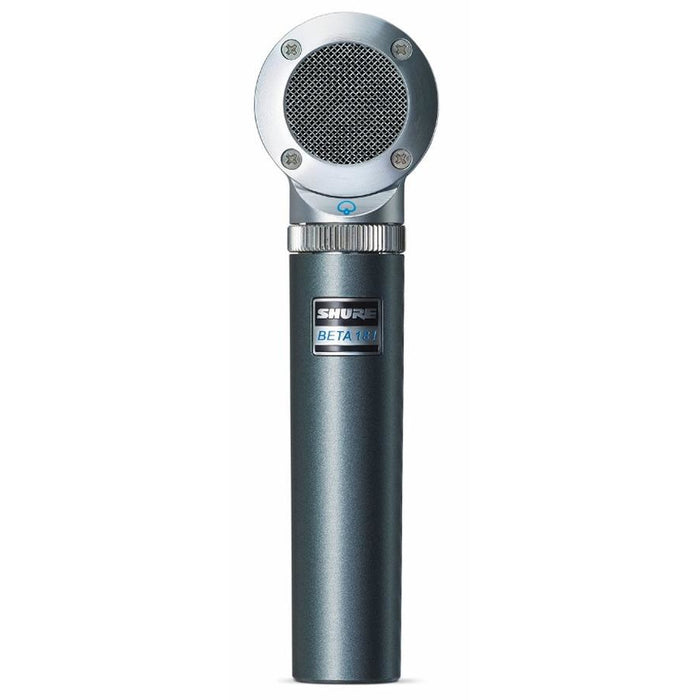 Shure Beta 181 - Side-address Condenser Mic with Supercardioid