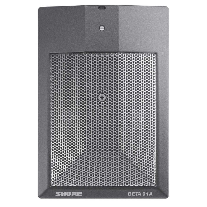 Shure Beta 91A Kick Drum Boundary Microphone Top