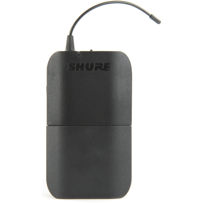 Shure BLX14UK/MX53 - Wireless Headset System with MX53 Headset